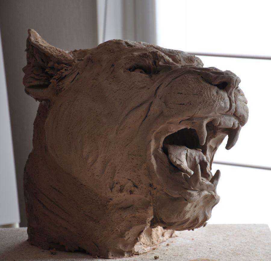 Têtes de lions L5b10