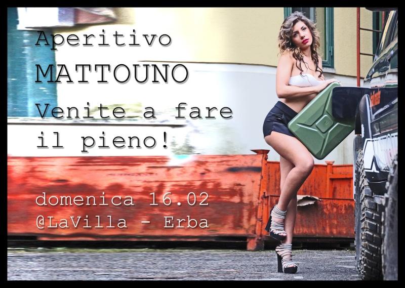 """APERITIVO """"Glamour"""" MATTOUNO alla VILLA ad Erba Venite10"""