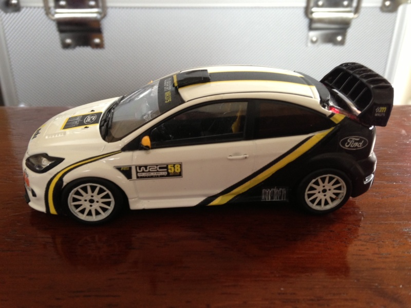 focus Rs wrc road car Wrc310