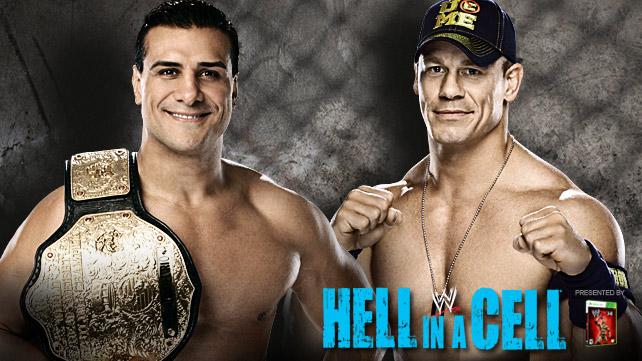 [Article] Concours de pronostics saison 3 : Hell in a Cell 2013 20131010