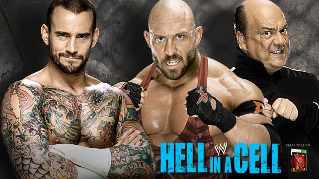 [Article] Concours de pronostics saison 3 : Hell in a Cell 2013 20131011