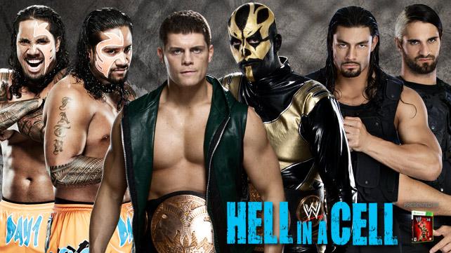 [Article] Concours de pronostics saison 3 : Hell in a Cell 2013 20131012