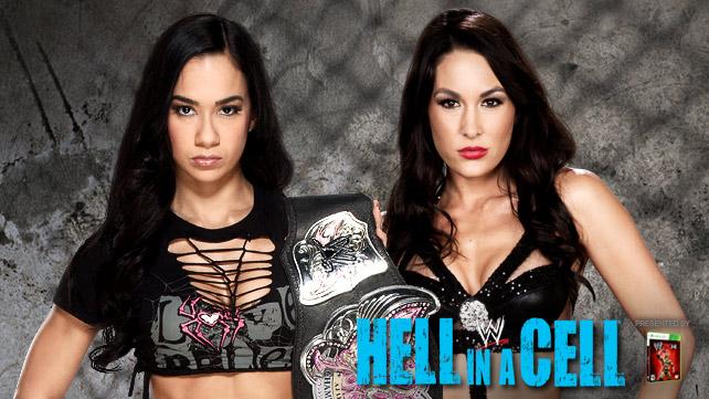 [Article] Concours de pronostics saison 3 : Hell in a Cell 2013 20131013