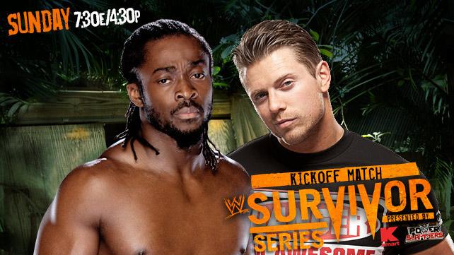 [Article] Concours de pronostics saison 3 : Survivor Series 2013 20131110