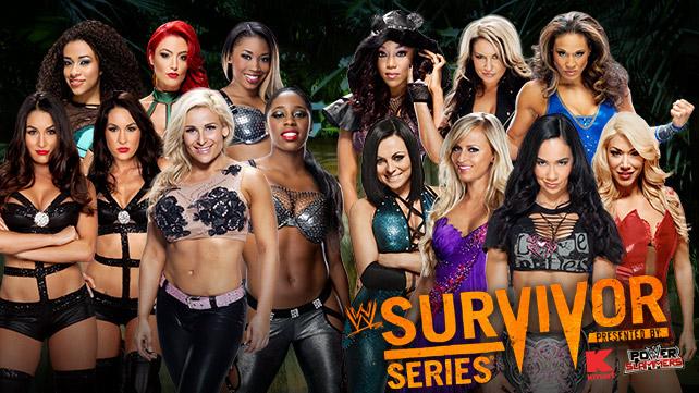 [Article] Concours de pronostics saison 3 : Survivor Series 2013 20131111