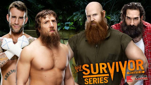 [Article] Concours de pronostics saison 3 : Survivor Series 2013 20131114