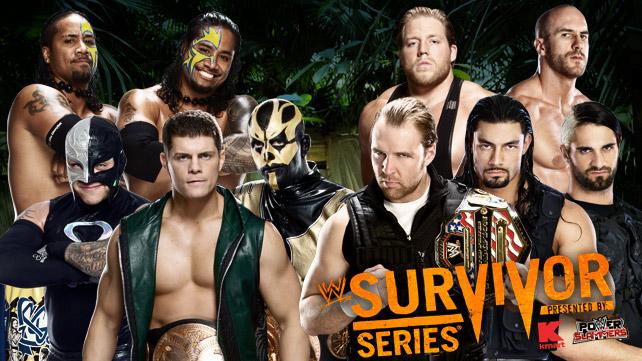 [Article] Concours de pronostics saison 3 : Survivor Series 2013 20131115