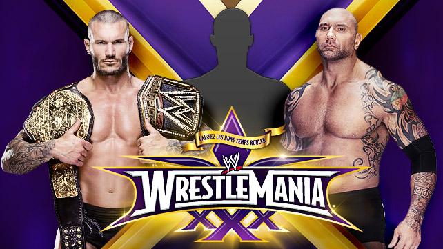 [Article] Concours de pronostics saison 3 : Wrestlemania XXX 20140310