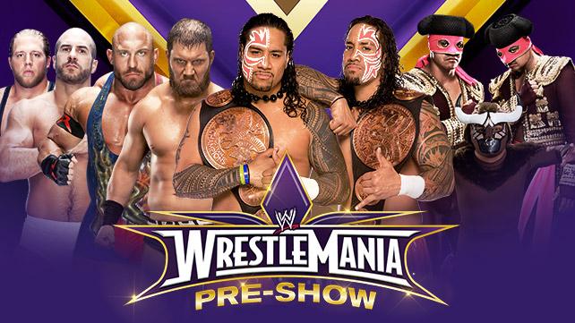 [Article] Concours de pronostics saison 3 : Wrestlemania XXX 20140312