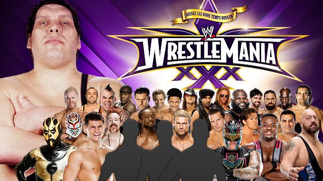 [Article] Concours de pronostics saison 3 : Wrestlemania XXX 20140319