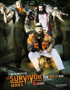 [Article] Concours de pronostics saison 3 : Survivor Series 2013 40981410
