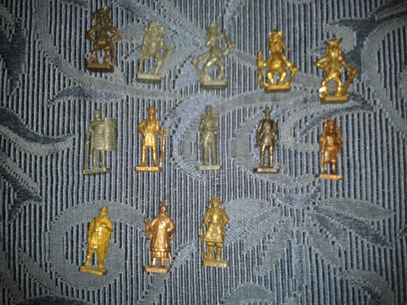 soldatini kinder in metallo 2014-022