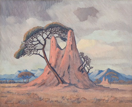 The Baobab by Pierneef Pierne10