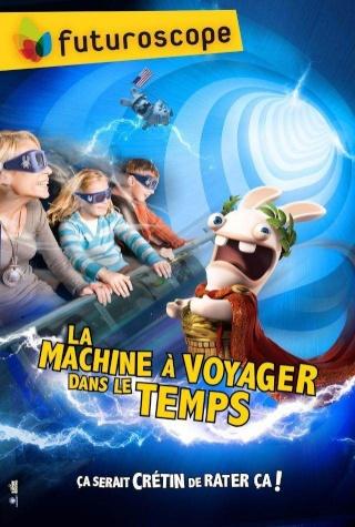 La Machine à voyager dans le temps (les Lapins Crétins) · décembre 2013 - Page 21 Photo11