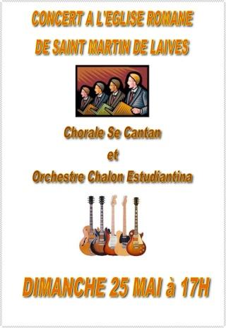 Concert à Saint-Martin de Laives Info_c10
