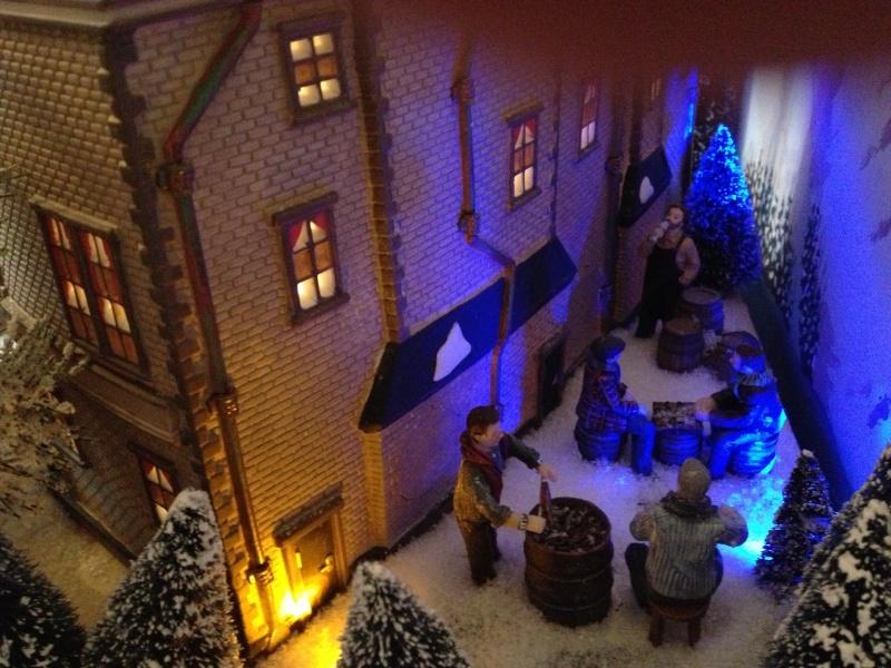 Pas à pas, Déviation de l'éclairage de nos maisons... - Page 5 Img_2011