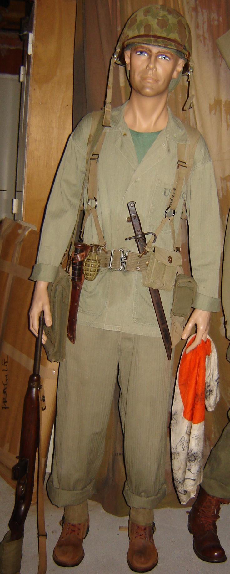 LTN USMC IWO JIMA Dsc02810