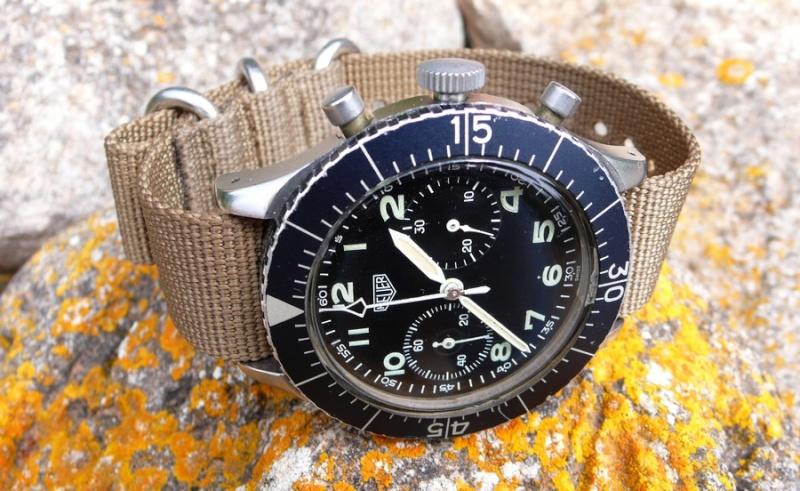 Heuer Bundeswehr 00514