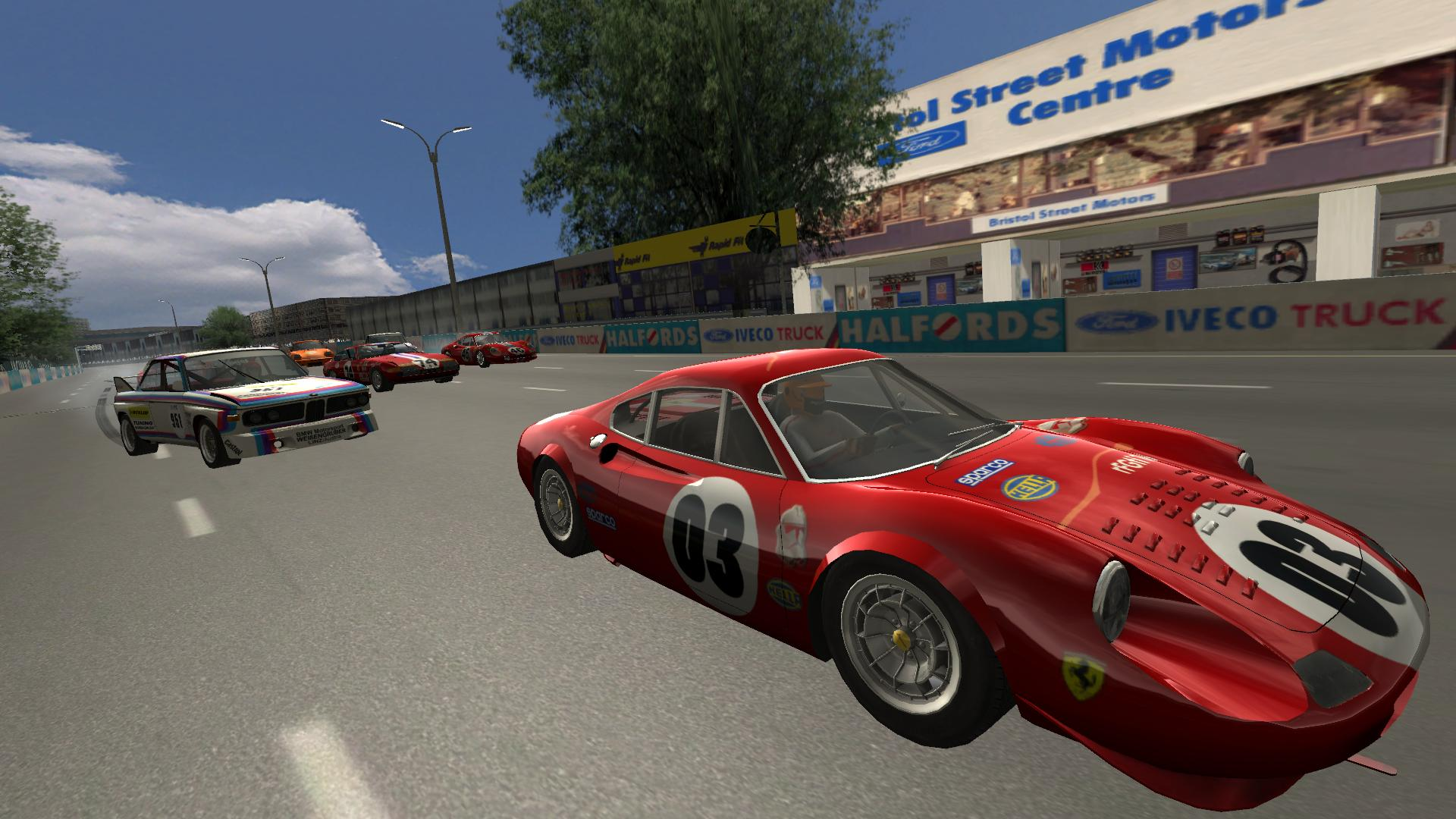 Mod rFg GT Classics Rfacto11