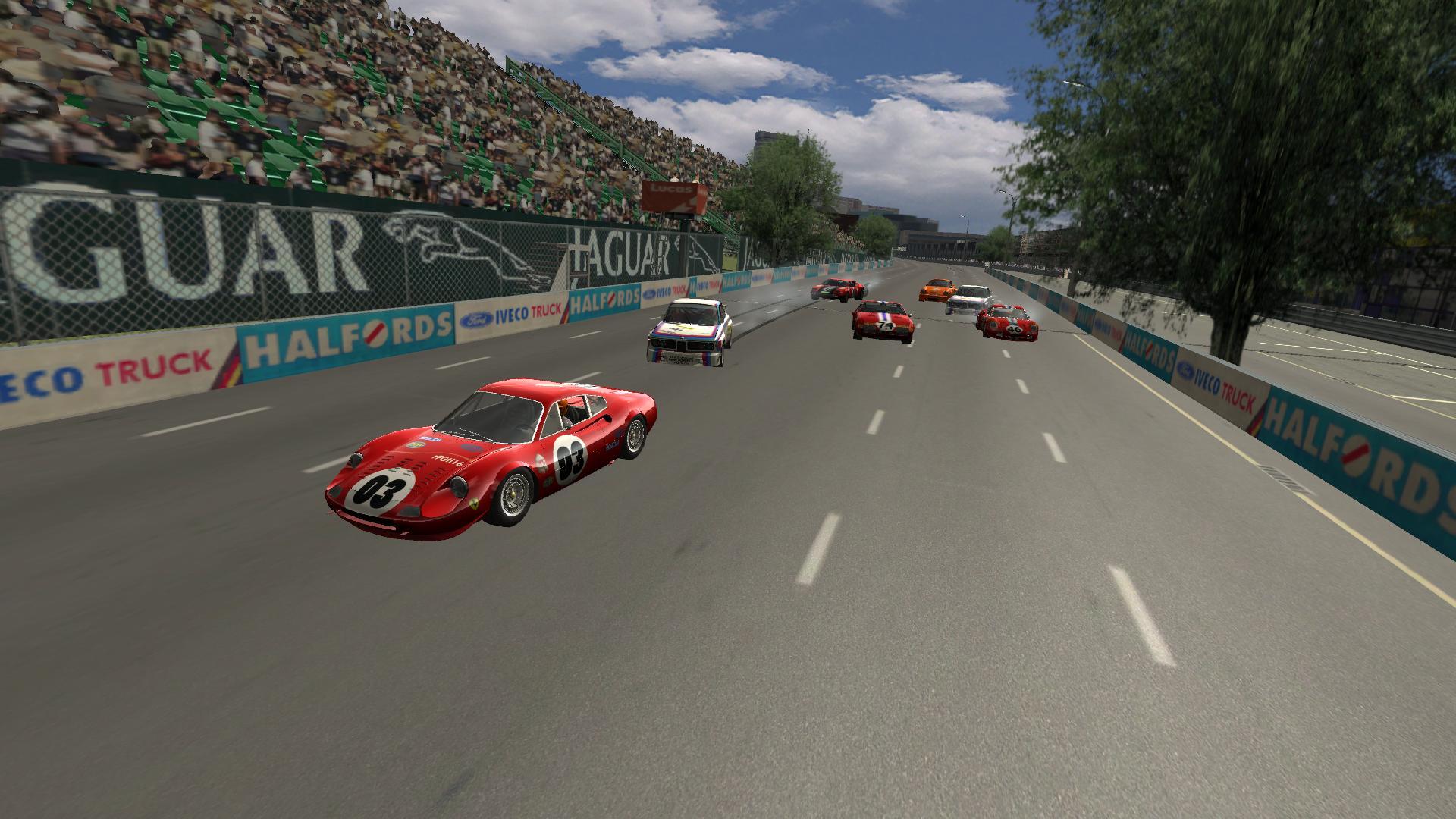Mod rFg GT Classics Rfacto12