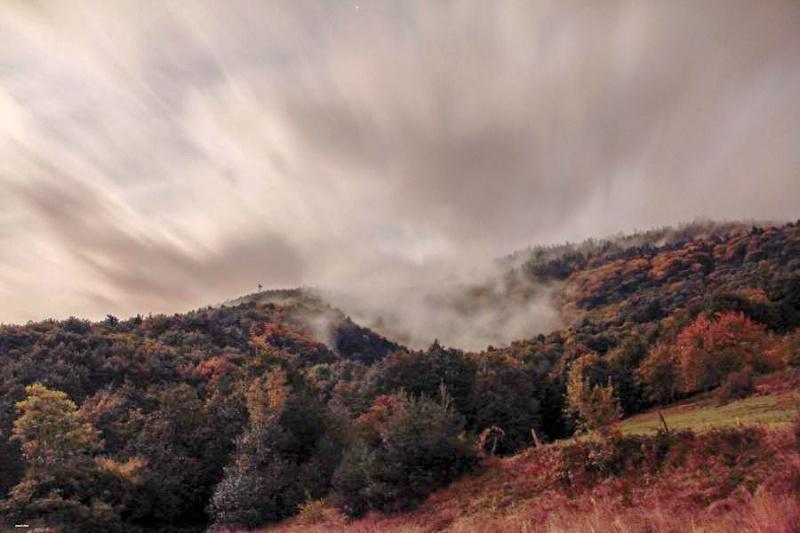 nuageux et brumeux Arnaud10