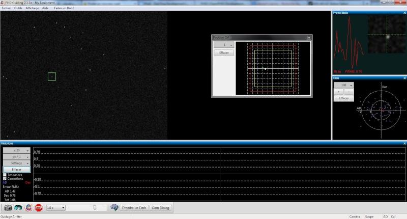 PHD2 (OpenPHD) Captur11