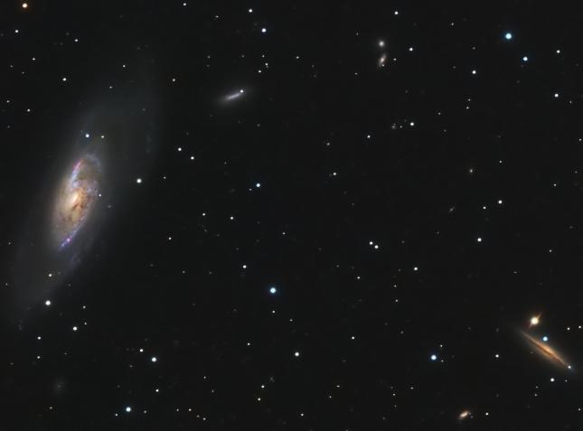 M106 et ses voisines  M106_110