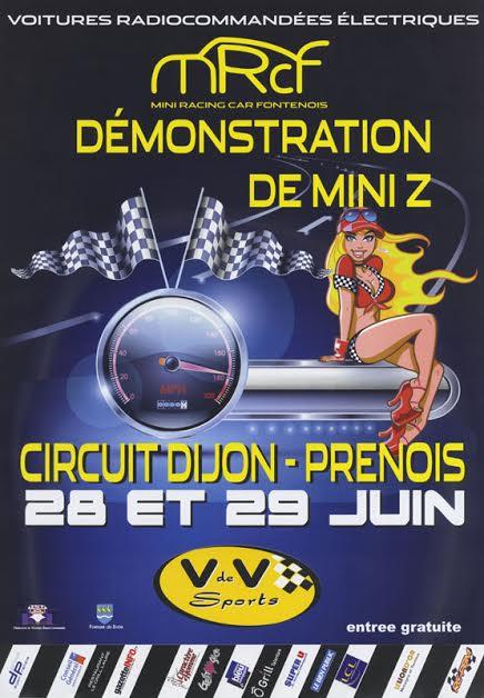 28/29 juin : Des Mini-Z à Prenois !!! Affich12