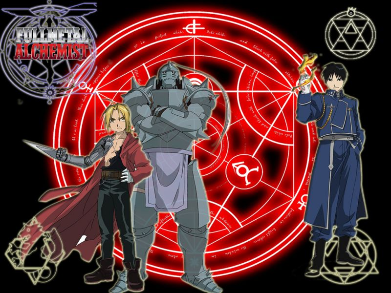 Dragon Ball, Full Metal Alchemiste et Jackals B689bf10