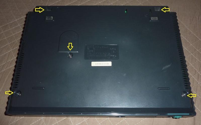 [TUTO] CHANGER LE BLOC OPTIQUE DE SA PC ENGINE DUO 211