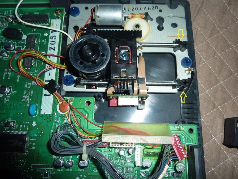 [TUTO] CHANGER LE BLOC OPTIQUE DE SA PC ENGINE DUO 910