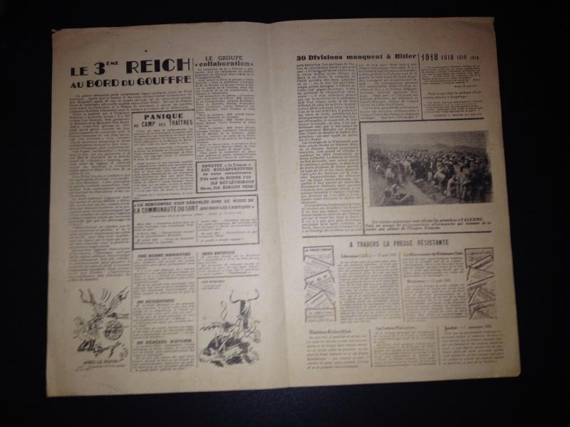 Journal clandestin de la Résistance Tract_11