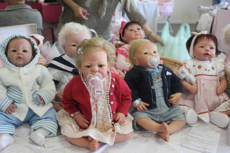POUPEE - salon de la poupée et du reborn de Vendée 2014 Img_0041