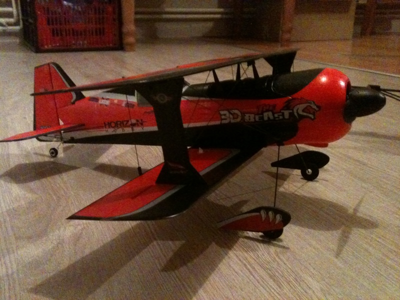 UMX Beast 3D E-flite 00711