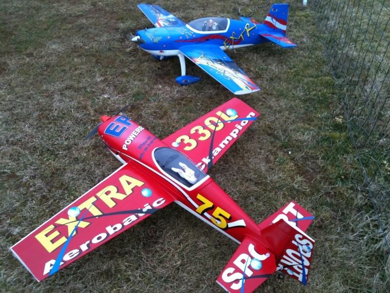 Extra 330L Jamara terran 1,35m 16410