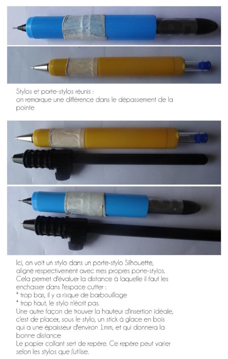 Truc pour utiliser un stylo Pilot G1 - Page 5 Outilc11