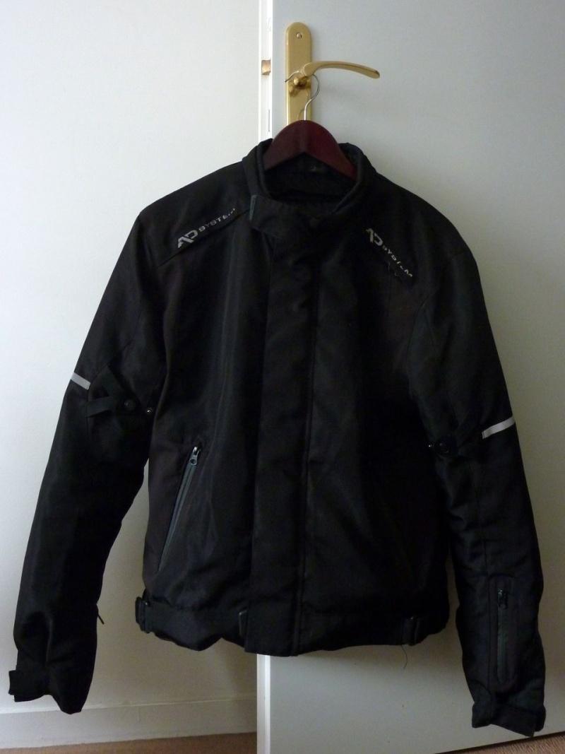 [VENDU] Blouson textile BERING P1050419