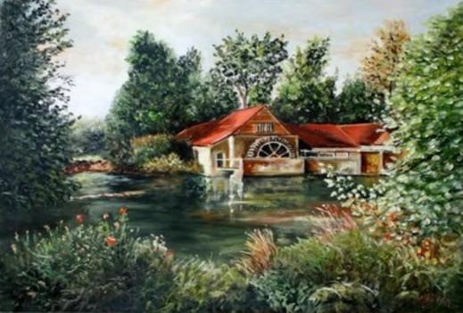 Les Contes du Chat Prêchant Water_10