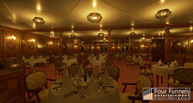 Le restaurant à la carte Alacar10