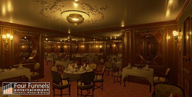 Le restaurant à la carte Alacar11