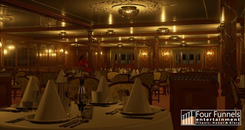 Le restaurant à la carte Alacar12