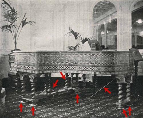 Fixation des meubles Olympi12