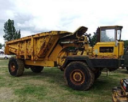 Sur la Locomotion 2012 en fête de (Hayes69) Dumper11