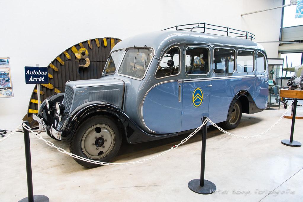 Bus Citroën U23 de Norev au 1/87 25623310