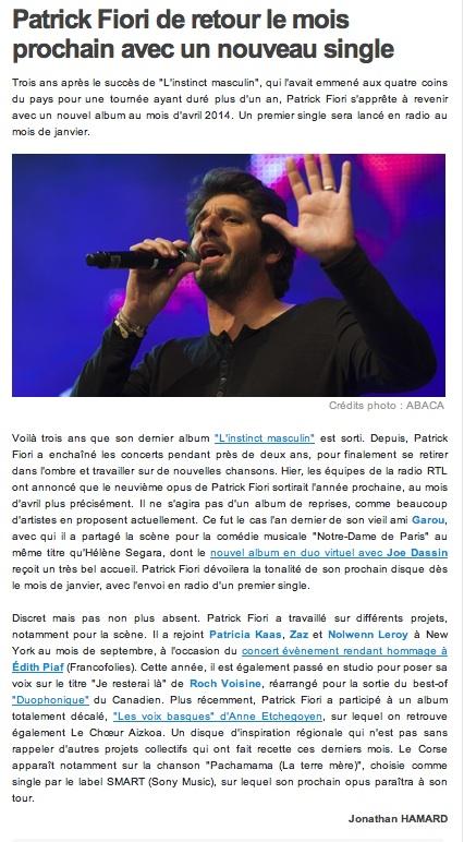 "Prochain album - ""Choisir"" - Sortie le 12 mai 2014 - Page 5 Procha10"