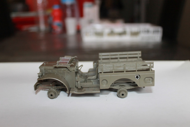dodge wc 51 usmc 1/35 Bofor_14