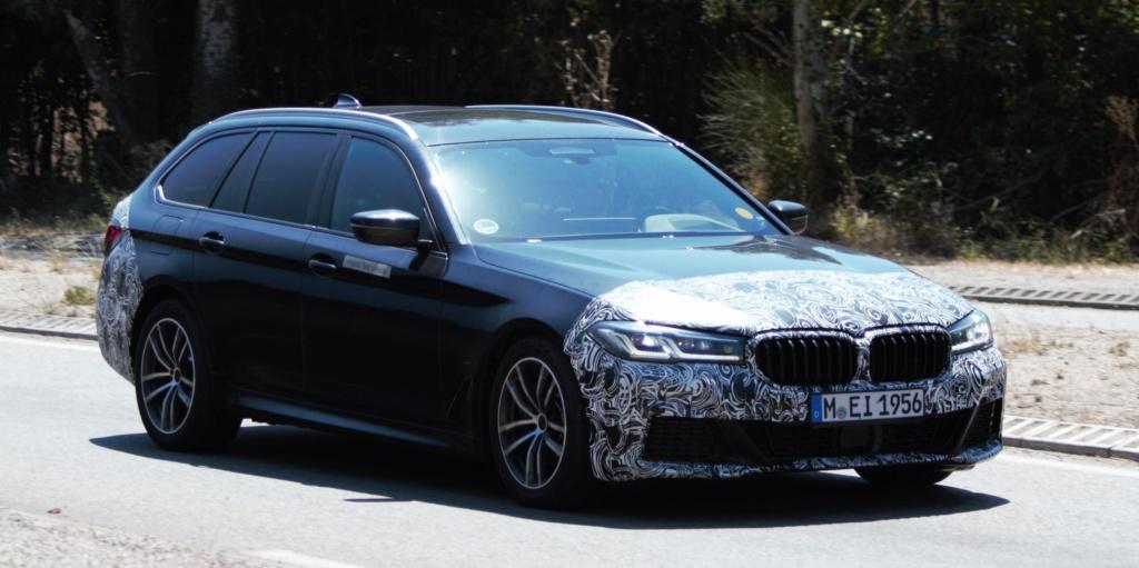 2020 - [BMW] Série 5 restylée [G30] - Page 10 Img_4011