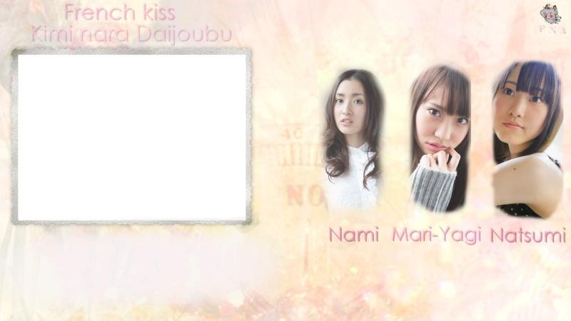 [French Kiss]- Kimi nara Daijoubu Cover111