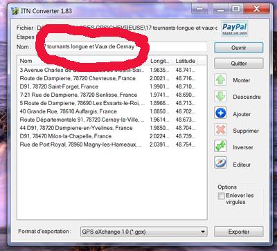 Tutoriel ITN Converter Format12