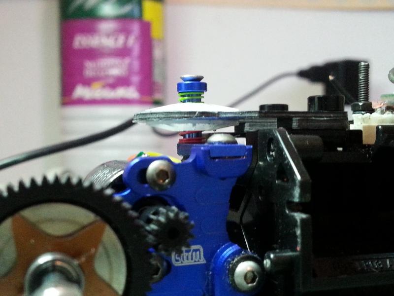 Utilisation d'un POD Atomic AR-287 avec un damper 20140310